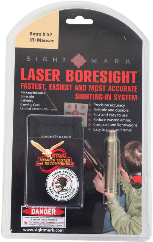 Sightmark 8mm x 57 (R) Mauser Boresight